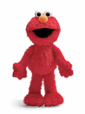 "Sesame Street Elmo 15"""