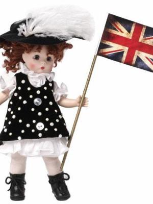England Doll