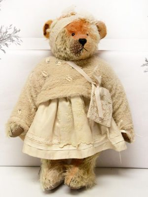 Alyssa by Borders Bears
