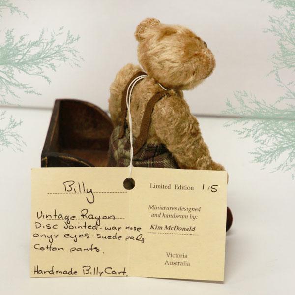 Billy by Starick Bears
