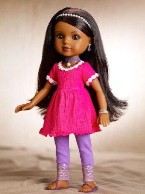 The Nahji Doll