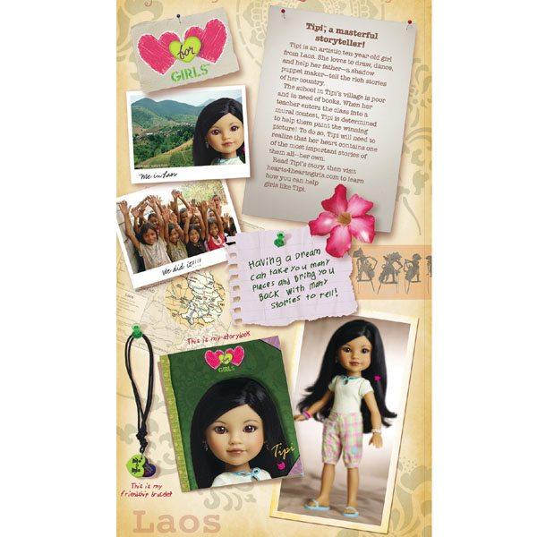 The Tipi Doll