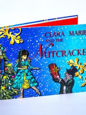 Clara Marie and the Nutcracker Book