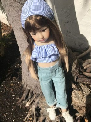 Hannah Gracie Mini Doll