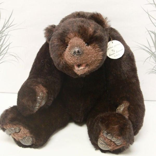 Black Bear Cub by Benson Bears
