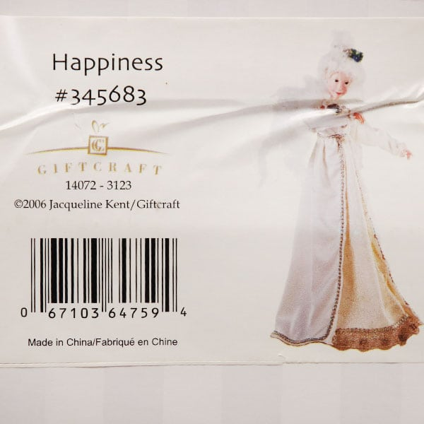 Happiness ~ Jessica Leigh