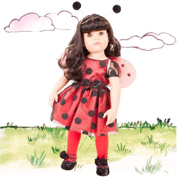 Hannah Ladybug by Gotz