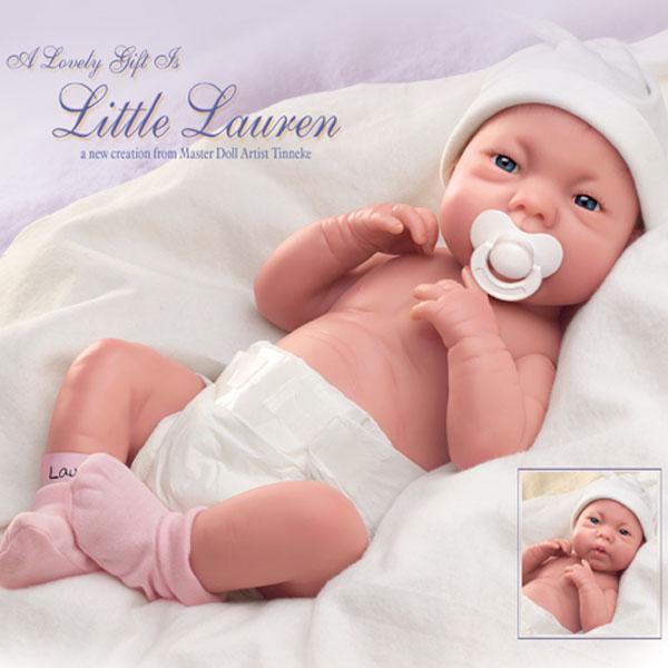 A Lovely Gift Is Little Lauren