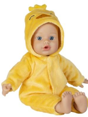 Funsie Onesie Baby Duck