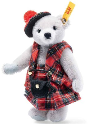 Great Escapes Edinburgh Teddy Bear