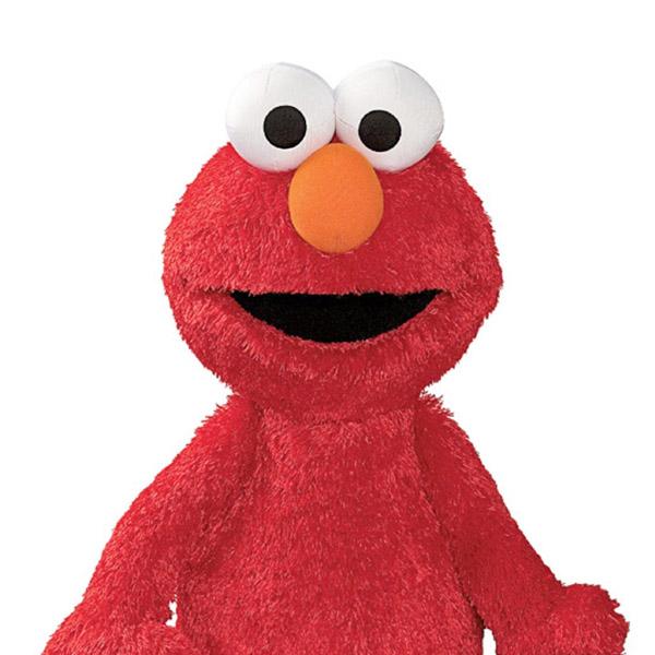 "Sesame Street - Elmo - 20"""