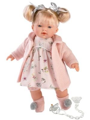 Crying Baby Doll Ava