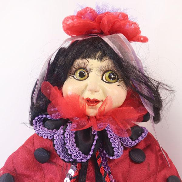 Dottie Doddie Ladybug