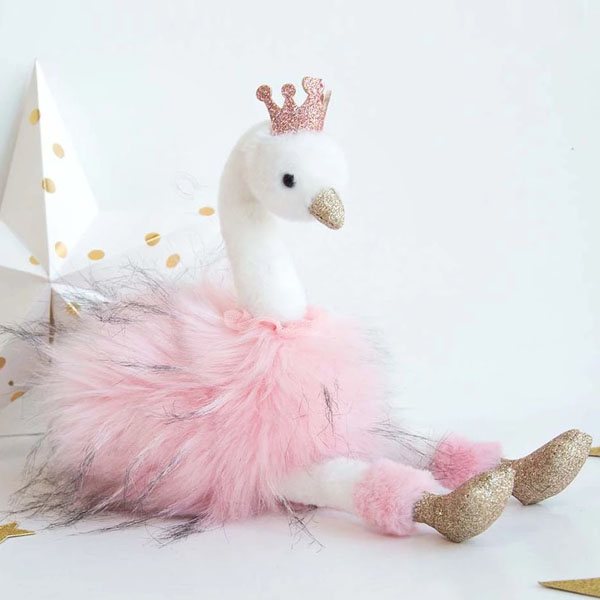 Histoire D'ours - Pink Swan