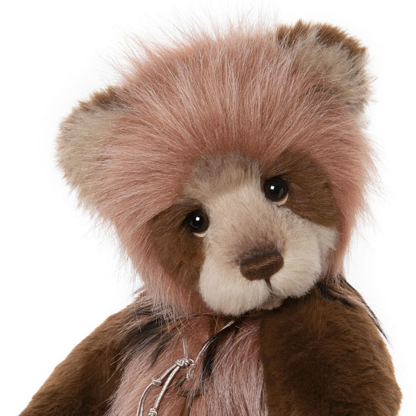 Denise - Charlie Bears Plush Collection
