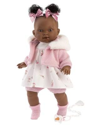 Soft Body Crying Baby Doll Diara