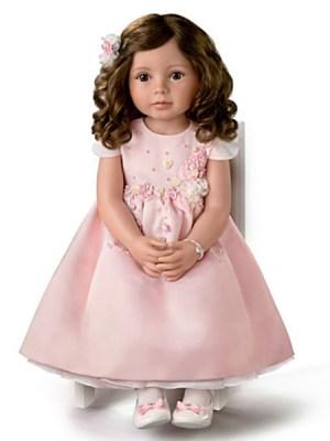 Isn't She Lovely Child Doll