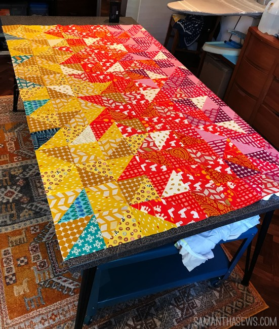 QUILTID-19 : quilting during coronavirus isolation