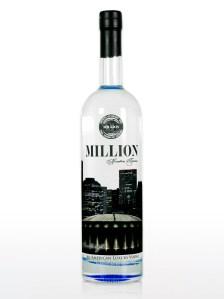 Houston Million Vodka