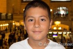 Street photography, Grand Central Station   © Samara Abramson