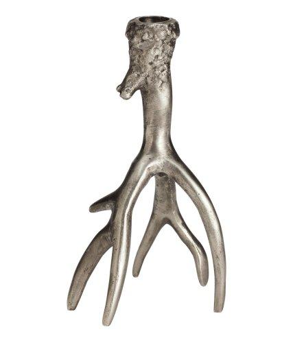 Metal candlestick, H&M, $12.95