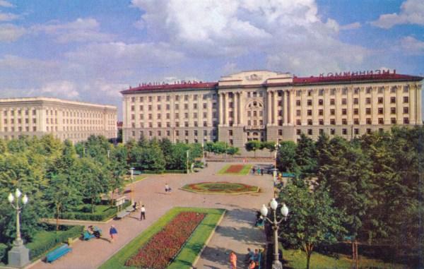 Самарская площадь, Самара. 10 фото — Страница 10 — Старая ...