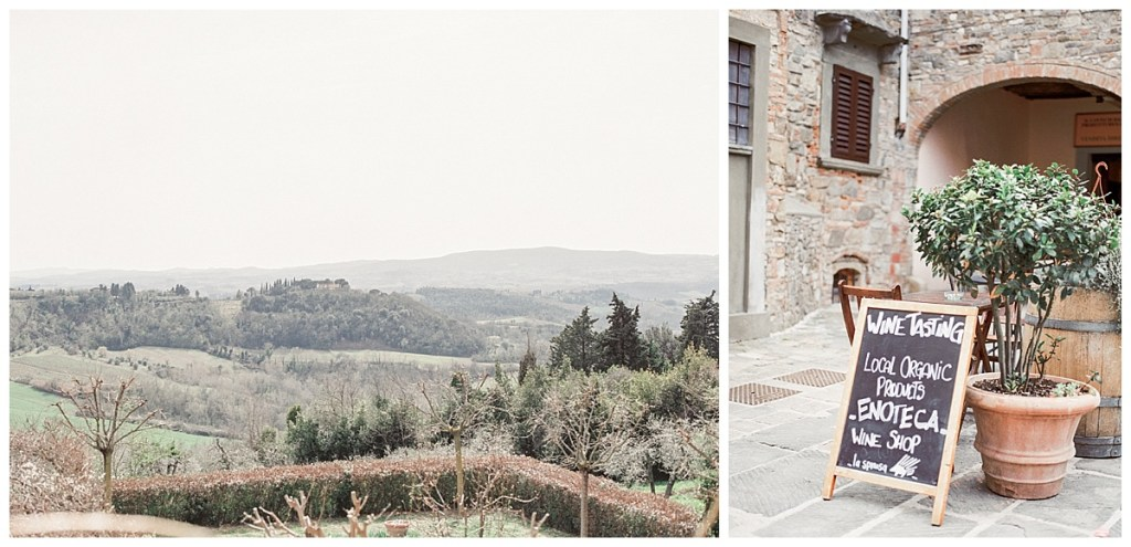 Tuscany Film Travel Photography, Tuscan countryside