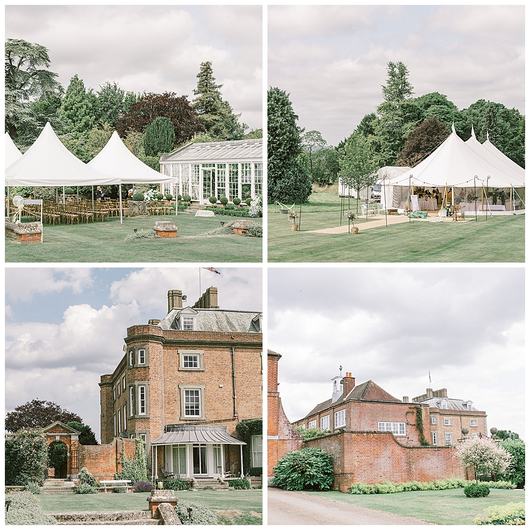 St Clere Estate - Kent England UK Garden Weddinga