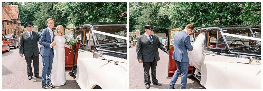 Chiddingstone Castle Wedding - Sam Areman Photo