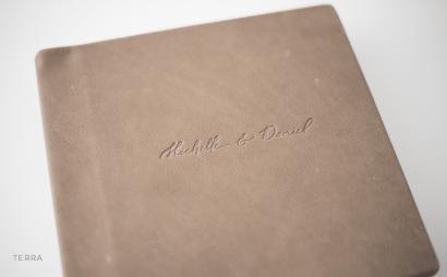 Heirloom Leather Album - Sam Areman Photo