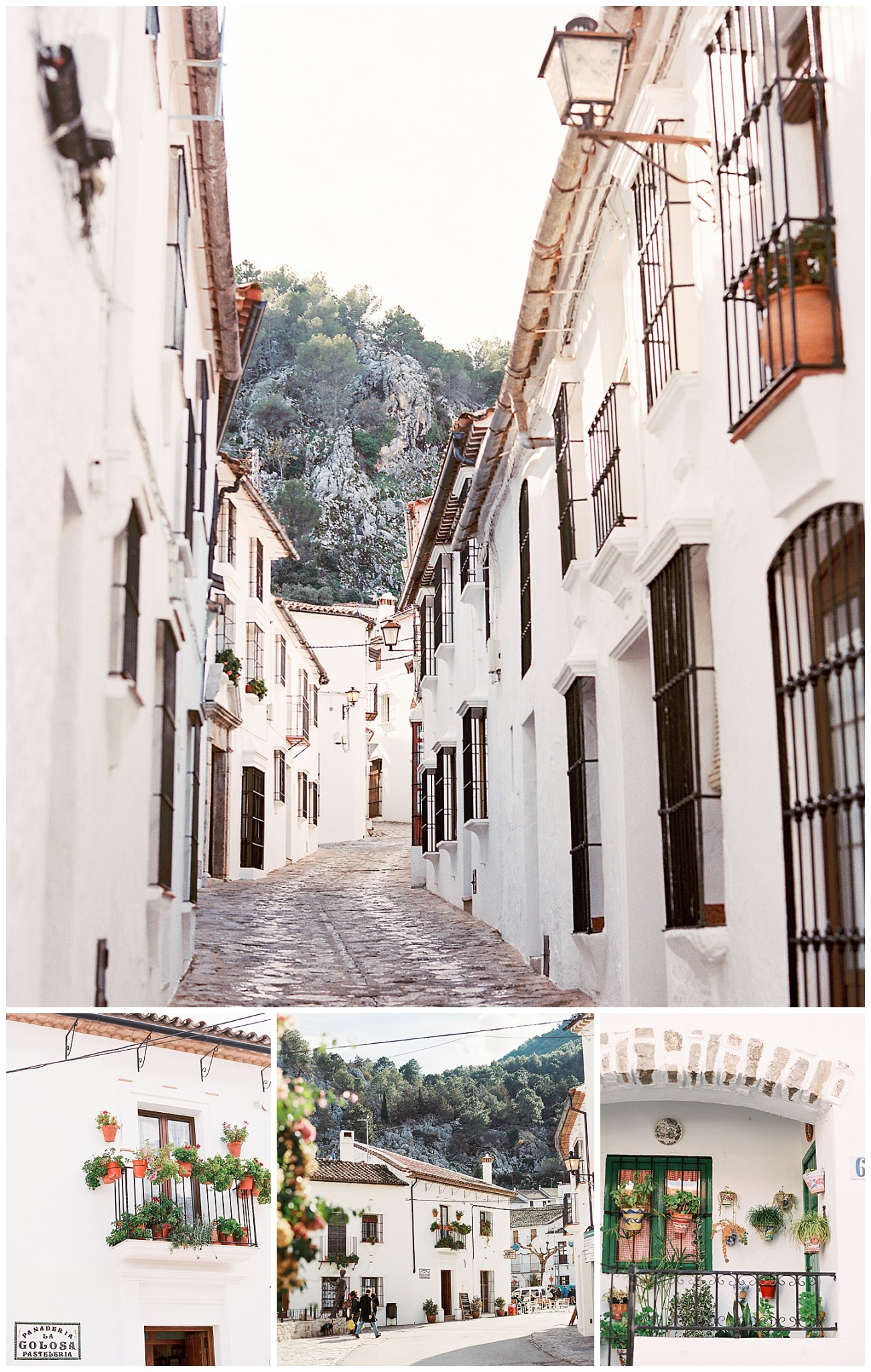Grazalema - Best Pueblos Blanco White Village Spain