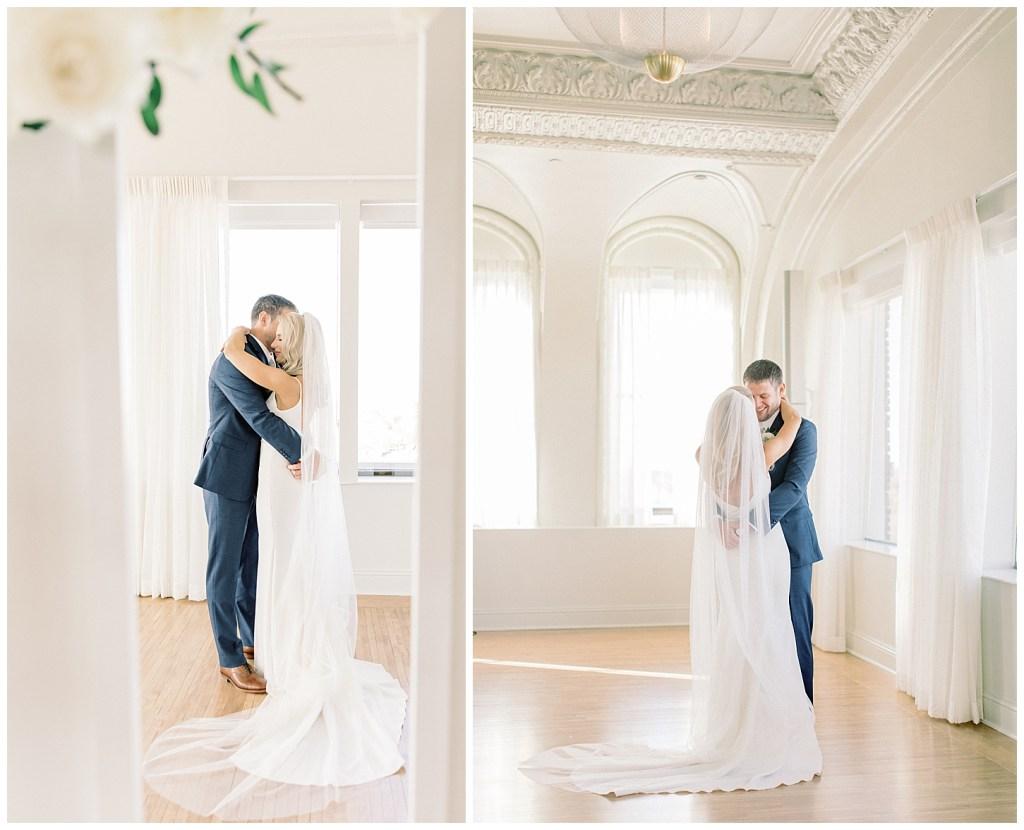 Ballroom Wedding at the Kimpton Cottonwood Hotel in Omaha Nebraska