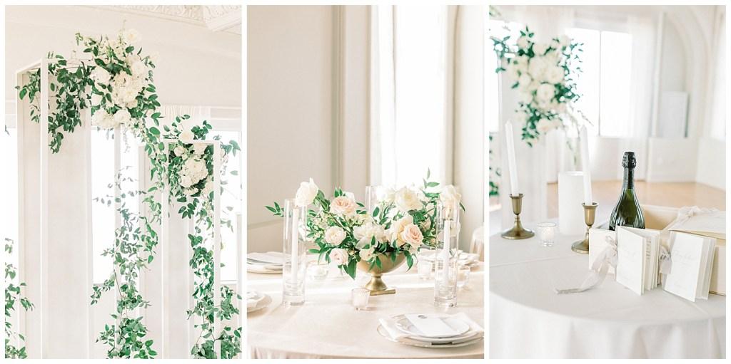 Bouquet Omaha Florals at the Kimpton Cottonwood Hotel Wedding
