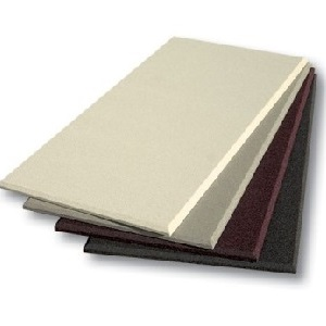 decorative acoustic wall panel sound soak panel