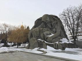 Mamayev Kurgan All Saints