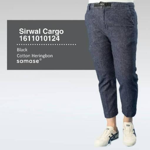 SAMASE  1611-01 SIRWAL CARGO BLACK