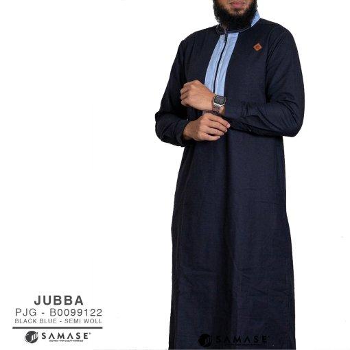 Samase Jubba Reguler Zipper B0099122