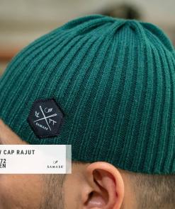 new-cap-rajut-t01712-green