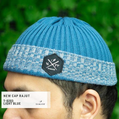 peci-rajut-samase-new-cap-rajut-t0203-light-blue