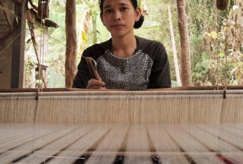 Natural Thin Taffetas Silk