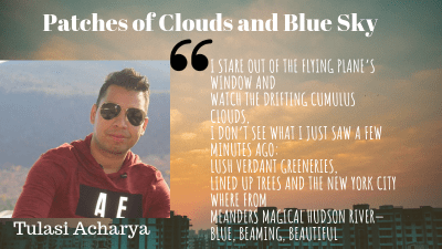 Patches of Clouds and Blue Sky