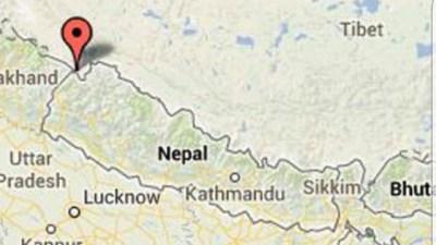 India and Nepal Boarder Debate