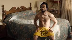 Watch a nearly naked Milo Ventimiglia recreate Jack's 'birthday suit'