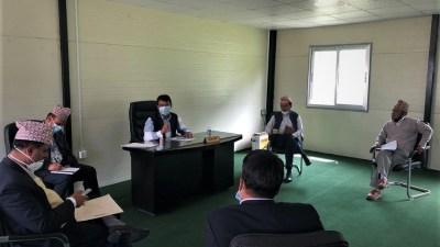 अर्थ तथा विकास समितिको तीन तहको सरकार विच समन्वय हुनुपर्नेमा…