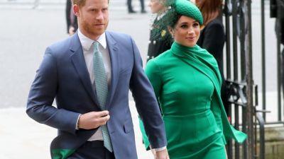 Meghan Markle, Prince Harry Sue Over Drone Photos Of Son…