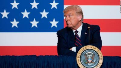 Coronavirus: Media to be barred from Trump election nomination