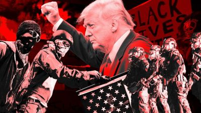 Donald Trump Is Writing A Terrifying New Chapter In The…