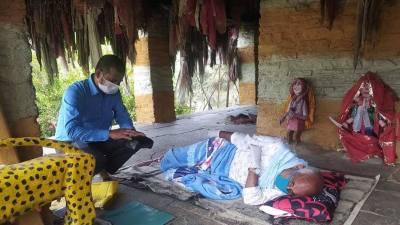 जुम्लामा अनसन बसेका डा.गाेविन्द केसीकाे स्वास्थ अवस्था जटिल बन्दै