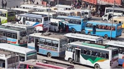 जोर बिजोरका आधारमा सार्वजनिक सवारीसाधन सञ्चालन गरिने
