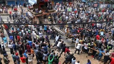 छोटो विधिबाट मच्छिन्द्रनाथको जात्रा मनाउने सहमति, ललितपुर चक्रपथ क्षेत्रभित्र कर्फ्यु